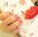 バレンタインネイル♡の画像