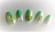エメラルドグリーン×ミラーの画像